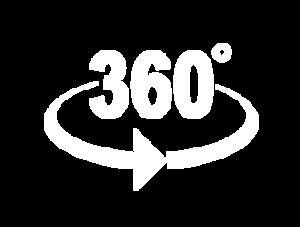 Modelo 3D en vista de 360º